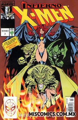 X-Men: Infierno (Grapa) #3