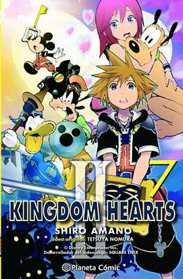 Kingdom Hearts II (Rústica con sobrecubierta) #7