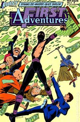 First Adventures (Comic Book) #4