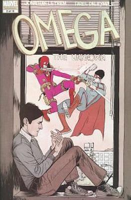 Omega The Unknown Vol. 2 (comic book) #2