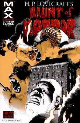 H.P. Lovecraft's Haunt of Horror #3