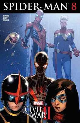 Spider-Man (Vol. 2 2016- ) (Comic-Book) #8