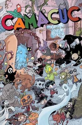 Camacuc (Grapa 24 pp) #289
