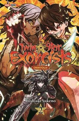 Twin Star Exorcists: Onmyouji #2