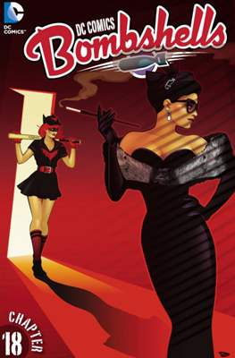DC Comics: Bombshells (Digital) #18