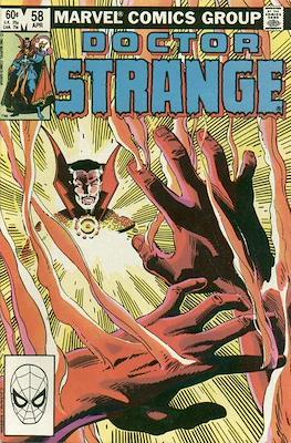 Doctor Strange Vol. 2 (1974-1987) (Comic Book) #58