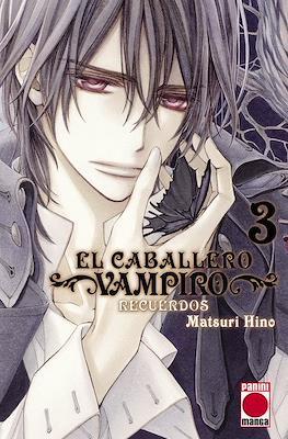 El Caballero Vampiro: Recuerdos (Rústica) #3