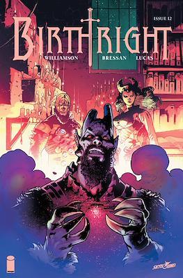 Birthright (Comic-book) #12