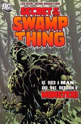 Secret of the Swamp Thing