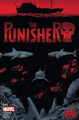 The Punisher Vol. 10 #11