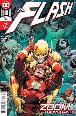 Flash Comics / The Flash (1940-1949, 1959-1985, 2020-) #761