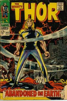 Journey into Mystery / Thor Vol 1 #145