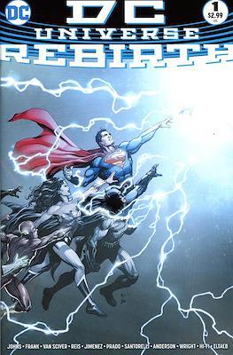 DC Universe Rebirth (2016) (Grapa) #1