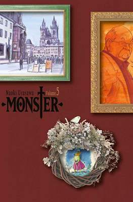 Monster (Rústica con sobrecubierta) #5