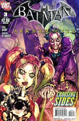 Batman Arkham City (Comic Book) #3