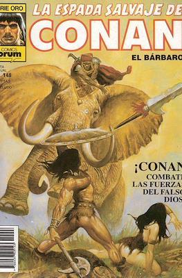 La Espada Salvaje de Conan. Vol 1 (1982-1996) (Grapa. B/N.) #148