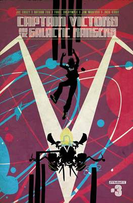 Captain Victory and the Galactic Rangers (2014) (comic-book) #3