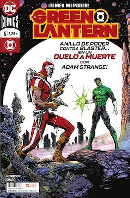 Green Lantern. Nuevo Universo DC / Hal Jordan y los Green Lantern Corps. Renacimiento (Grapa) #88/6