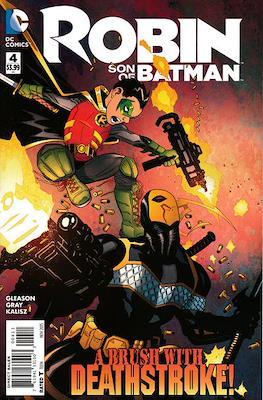 Robin Son of Batman (2015-2016) (Comic book) #4