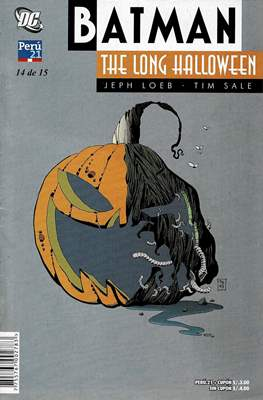 Batman: The Long Halloween (Grapas) #14