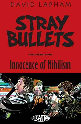Stray Bullets (Softcover) #1