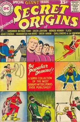Secret Origins Special Giant Issue
