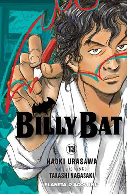 Billy Bat (Rústica con sobrecubierta) #13