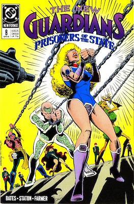 New Guardians Vol 1: (1988-1989) (comic-book.) #8