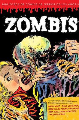 Biblioteca de cómics de terror de los años 50 #3