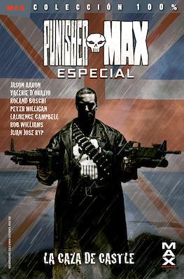 Punisher Max especial. La caza de Castle