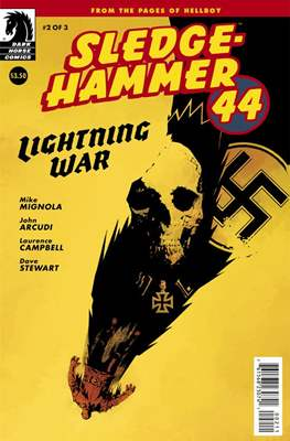 Sledgehammer 44 (Comic-book) #4