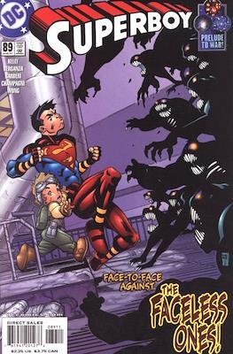 Superboy Vol. 4 (Comic Book) #89