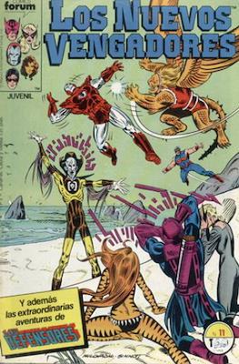 Los Nuevos Vengadores Vol. 1 (1987-1994) (Grapa 32 pp) #11