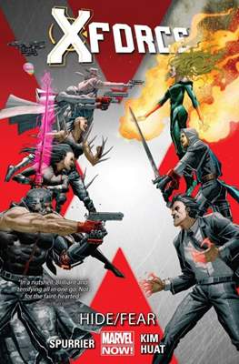X-Force Vol. 4 (2014-2015) (Softcover) #2