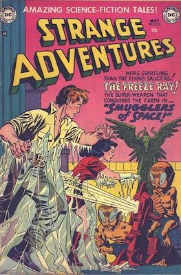 Strange Adventures (Comic Book) #20
