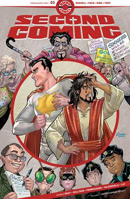 Second Coming (Comic Book) #3