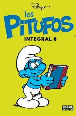Los Pitufos (Integral Cartone 320-288 pp) #6