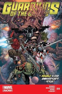 Guardians of the Galaxy Vol. 3 (2013-2015) (Comic-book) #14