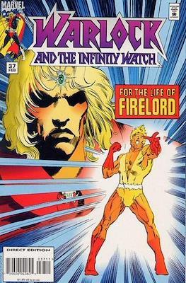 Warlock and the Infinity Watch (Comic-Book) #37