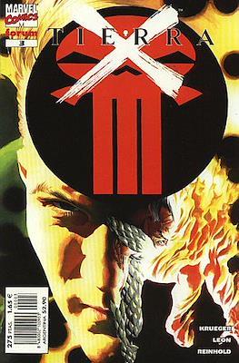 Tierra X (2000-2001) (Grapa 32 pp) #3