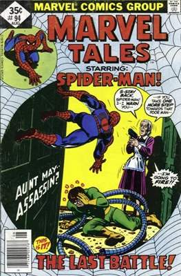 Marvel Tales (Comic Book) #94