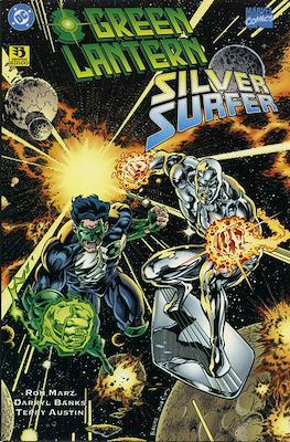Green Lantern / Silver surfer. Alianzas Impías