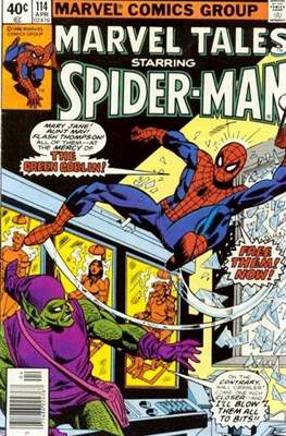 Marvel Tales (Comic Book) #114
