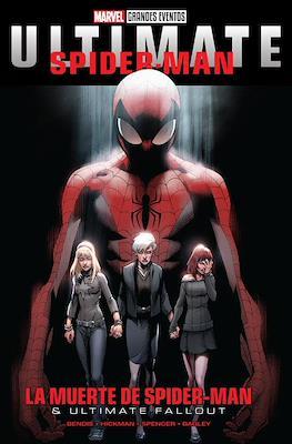 Ultimate Spider-Man: La muerte de Spider-Man & Ultimate Fallout - Marvel Grandes Eventos