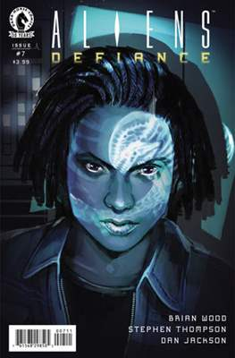 Aliens Defiance (Comic Book) #7