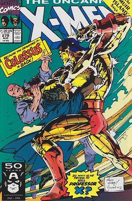The Uncanny X-Men (1963-2011) (Comic-Book) #279