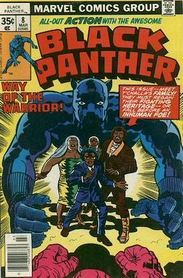 Black Panther (1977-1979) (Comic Book) #8