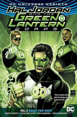 Hal Jordan and the Green Lantern Corps (Vol. 1 2016-...) (Softcover) #3