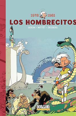 Los Hombrecitos (Integral Cartoné, 160 pp) #6
