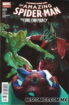 The Amazing Spider-Man (2016-2019) (Grapa) #20
